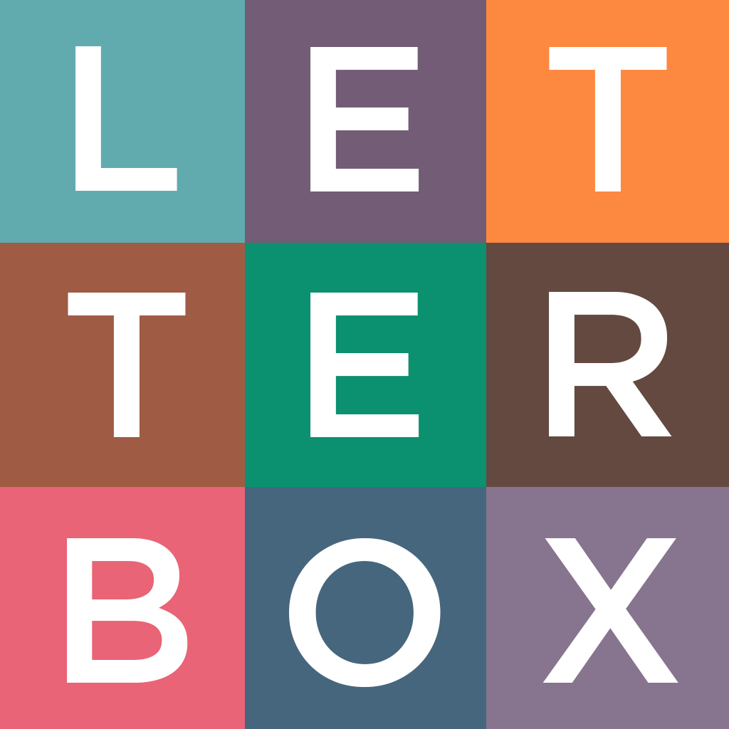 Letter box word game literarily spiritdancerdesigns Images